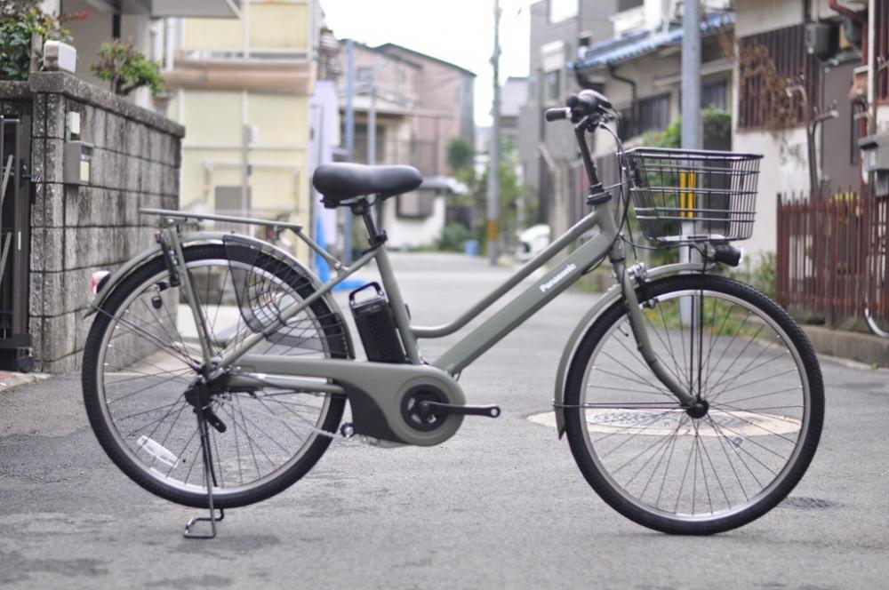 Panasonic 電動 自転車